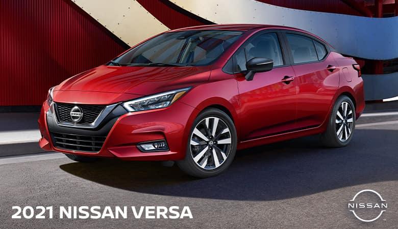 2021 Nissan Versa | McAllen, TX