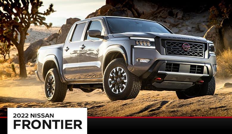 2022 Nissan Frontier | McAllen, TX