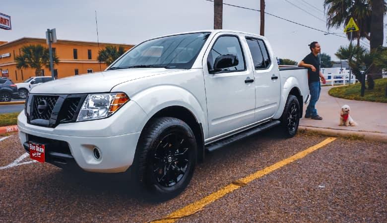 Nissan Frontier   McAllen, TX