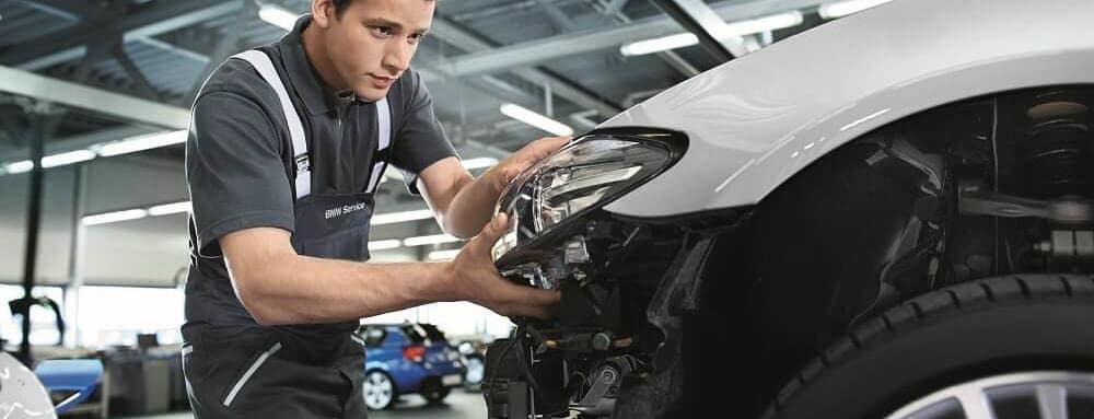 BMW Repair at Service Center