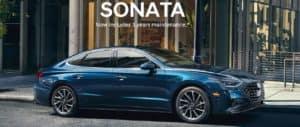 2020 Hyundai Sonata information