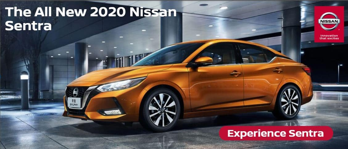2020 Nissan Sentra Coming Soon