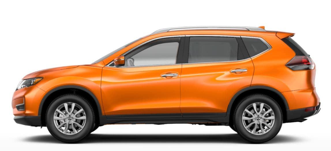 Monarch Orange Metallic