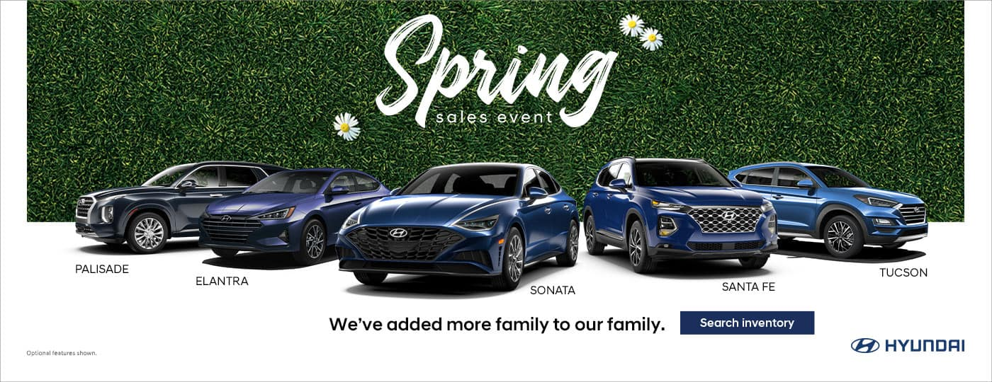 Bud Clary Auburn Hyundai Spring Sales Event