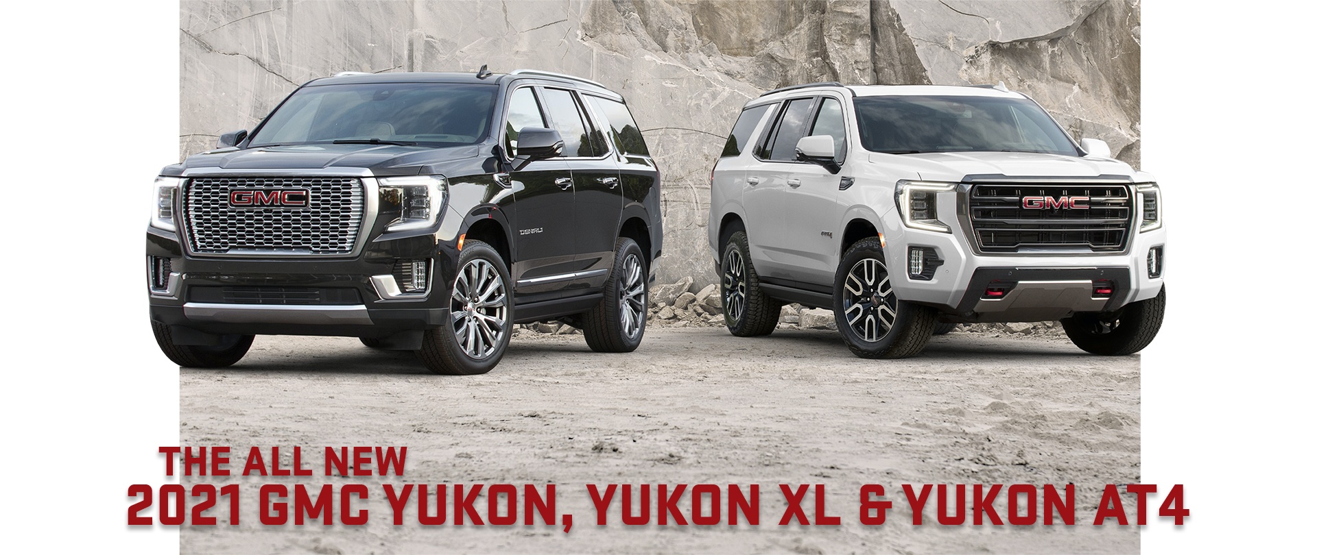 2021 GMC Yukon/XL