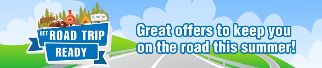 Get Road Trip Ready Service Specials