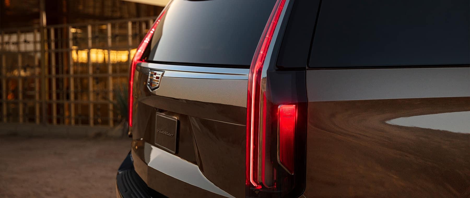 2021 Cadillac Escalade tail lights