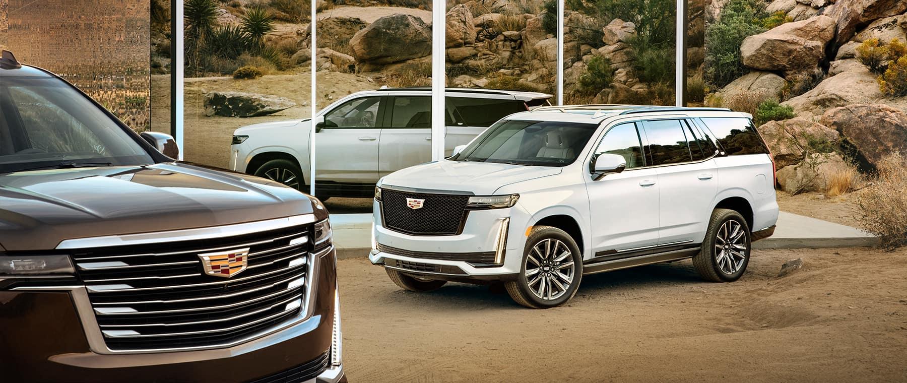 2021 Cadillac Escalade pair