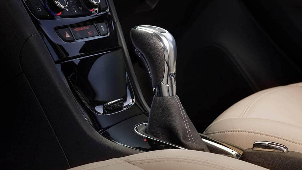 2020 Buick Encore Shifter