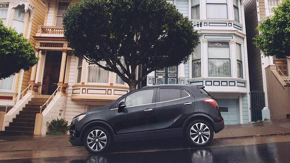 2020 Buick Encore Side View