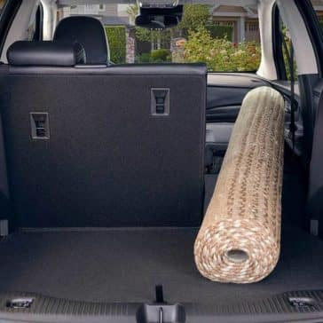 2020 Buick Encore Trunk Space
