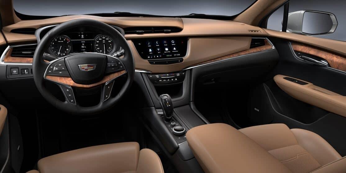 2020 Cadillac XT5 Dash CA