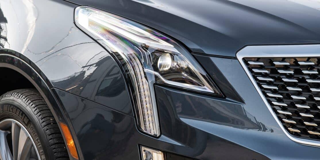2020 Cadillac XT5 Headlight CA