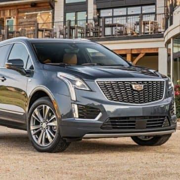 2020 Cadillac XT5 Parked CA