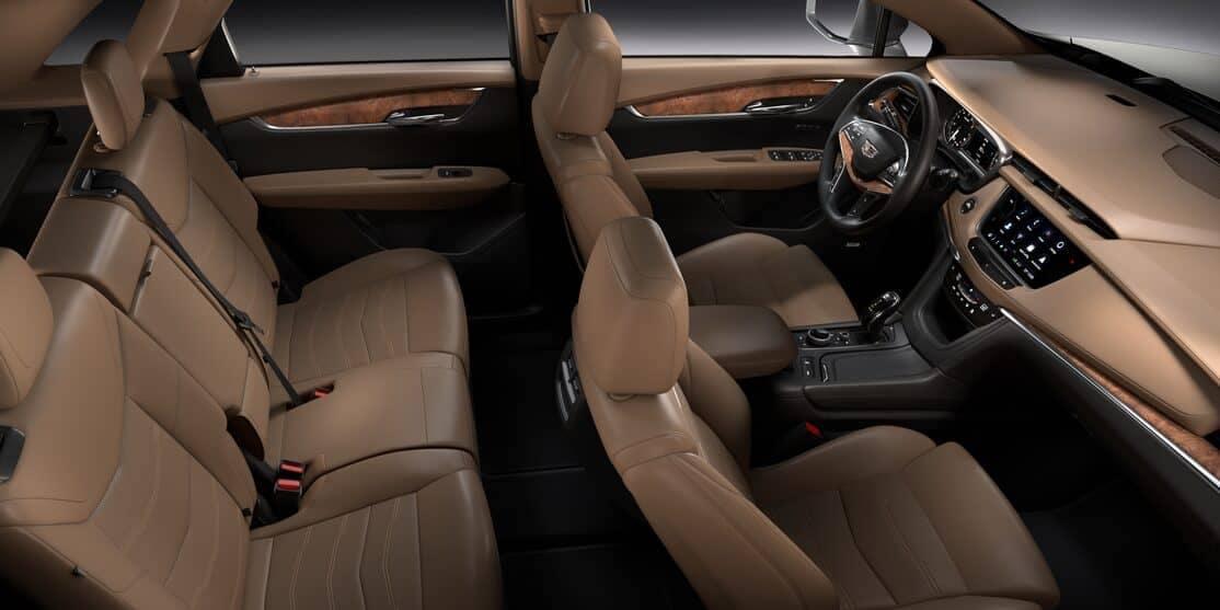 2020 Cadillac XT5 Seating CA