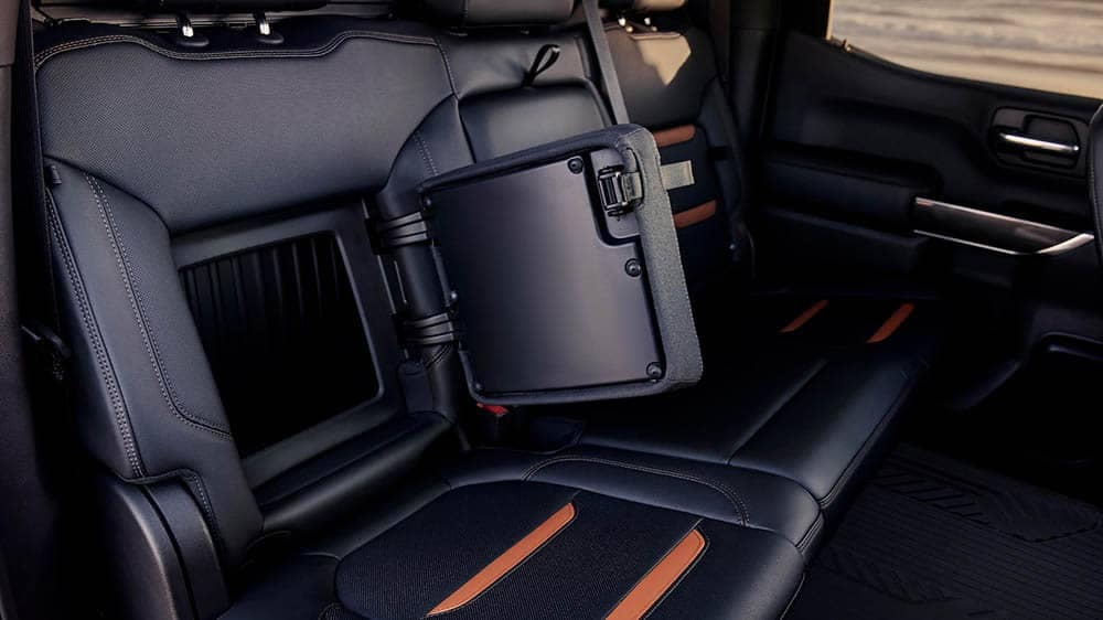 2020 GMC Sierra 1500 Interior Storage CA