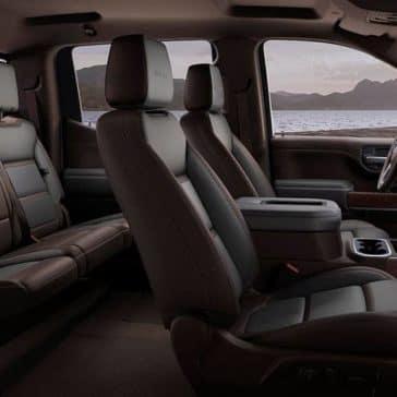 2020 GMC Sierra 1500 Seating CA