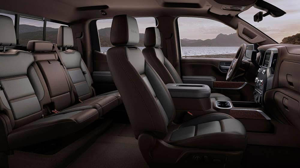 2020 GMC Sierra 1500 Seating CA