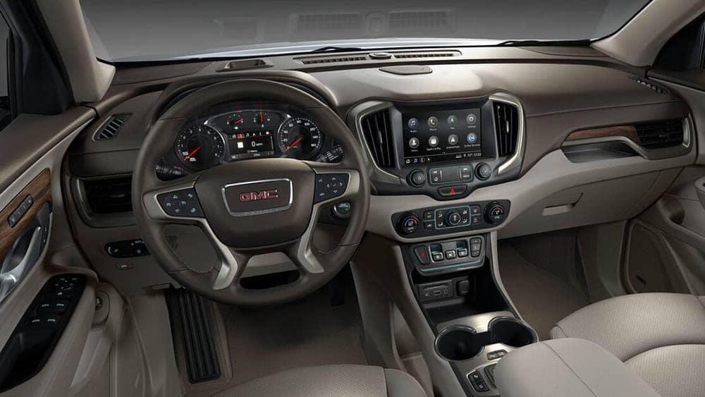 2020 GMC Terrain Dash