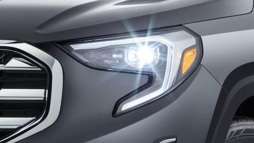 2020 GMC Terrain Headlight