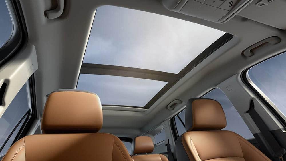 2020 GMC Terrain Sunroof