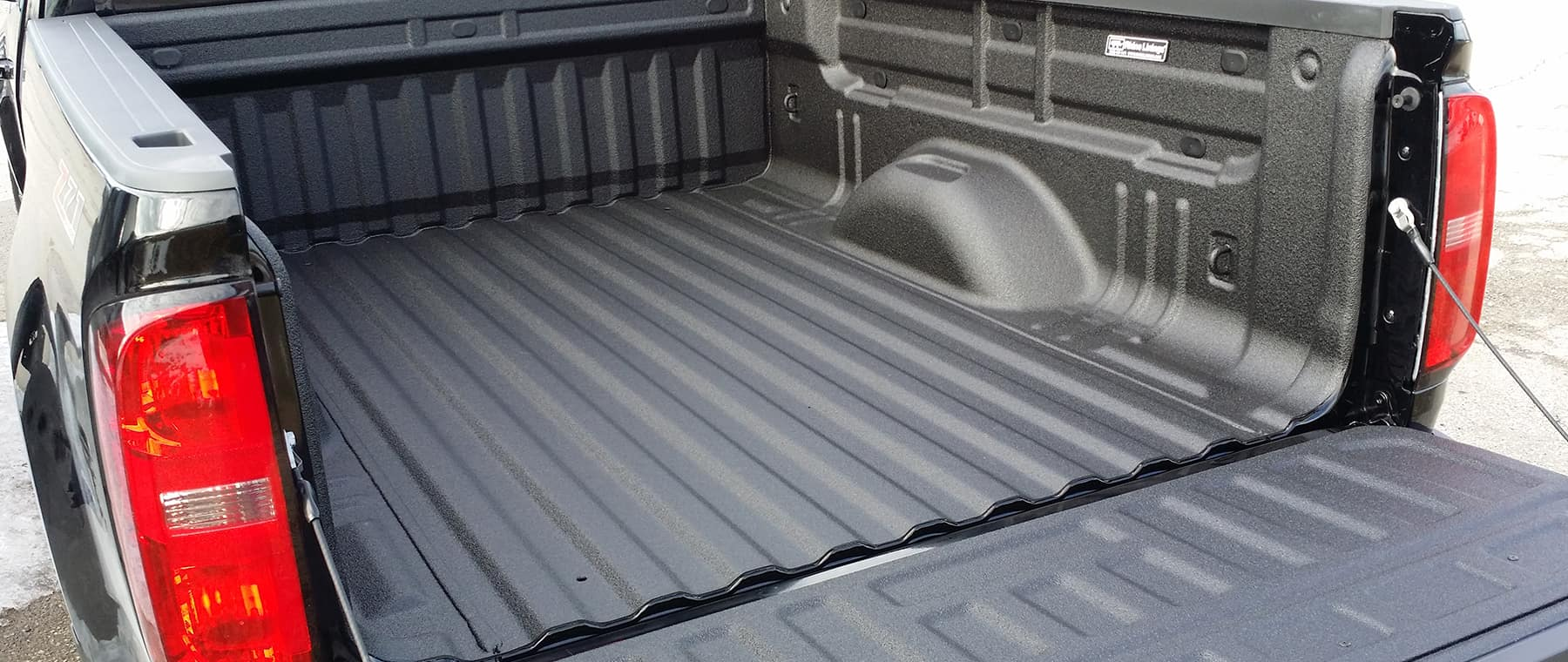 Rhino linings truck bed