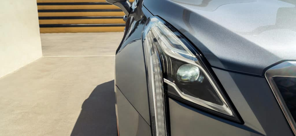 2020 XT5 headlight