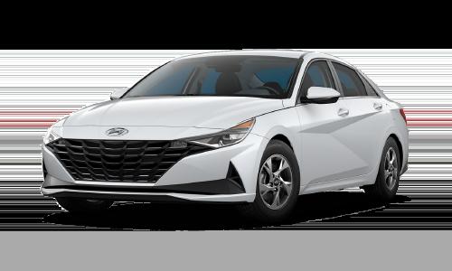 <b>2021 Hyundai Elantra SE</b>