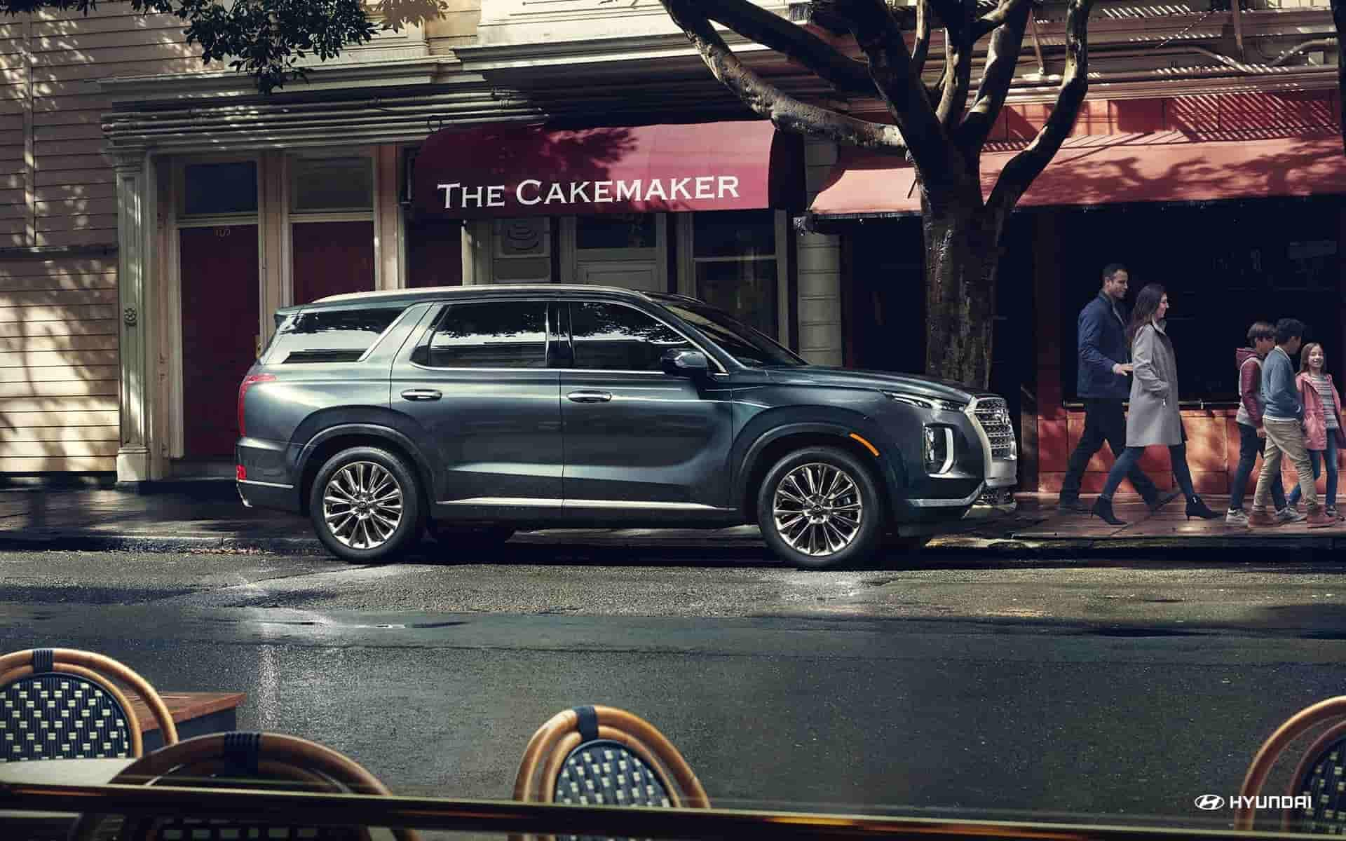 The 2020 Hyundai Palisade Is a Top Safety Pick SUV on Long Island
