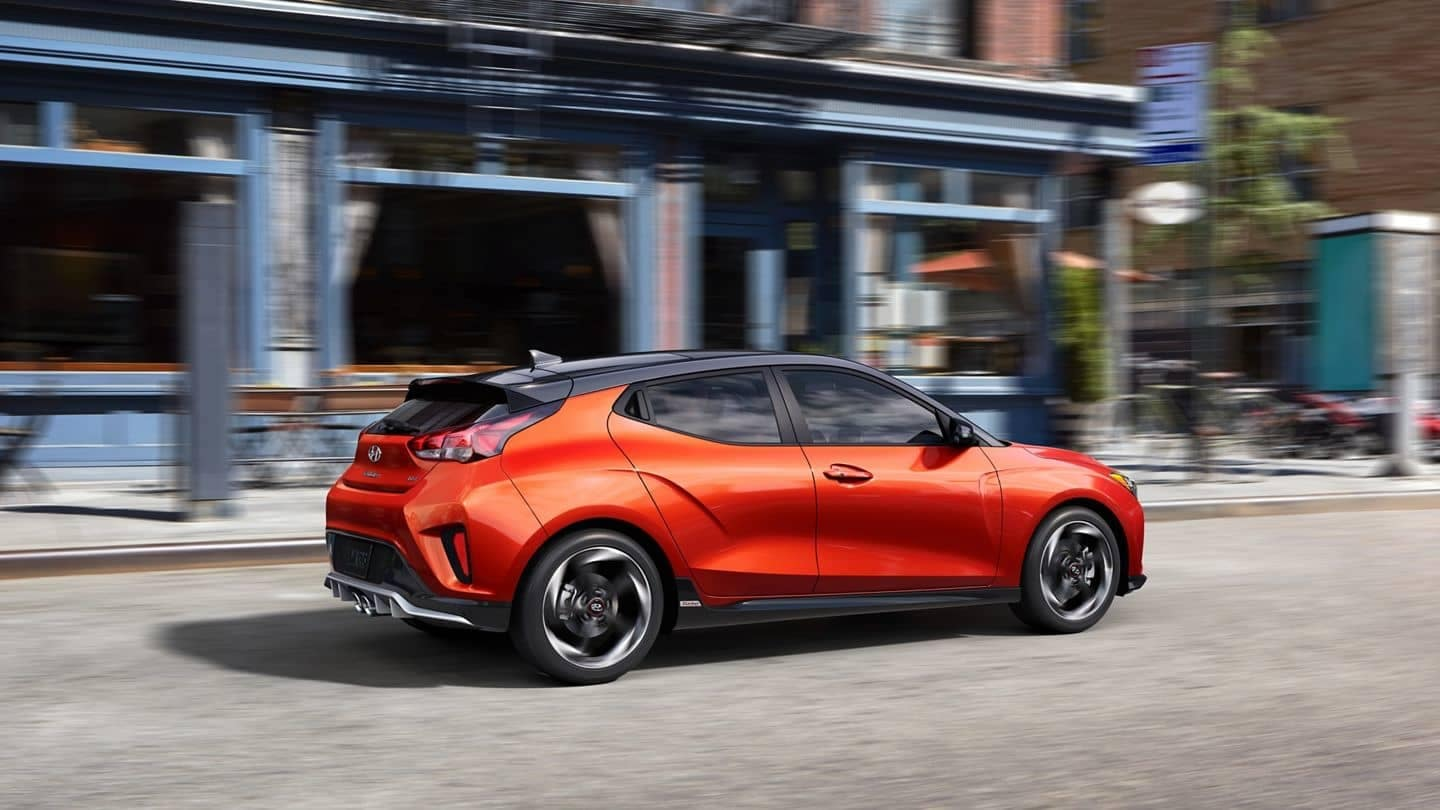 The 2020 Hyundai Veloster Hatchback Is a Must See at Centereach Hyundai