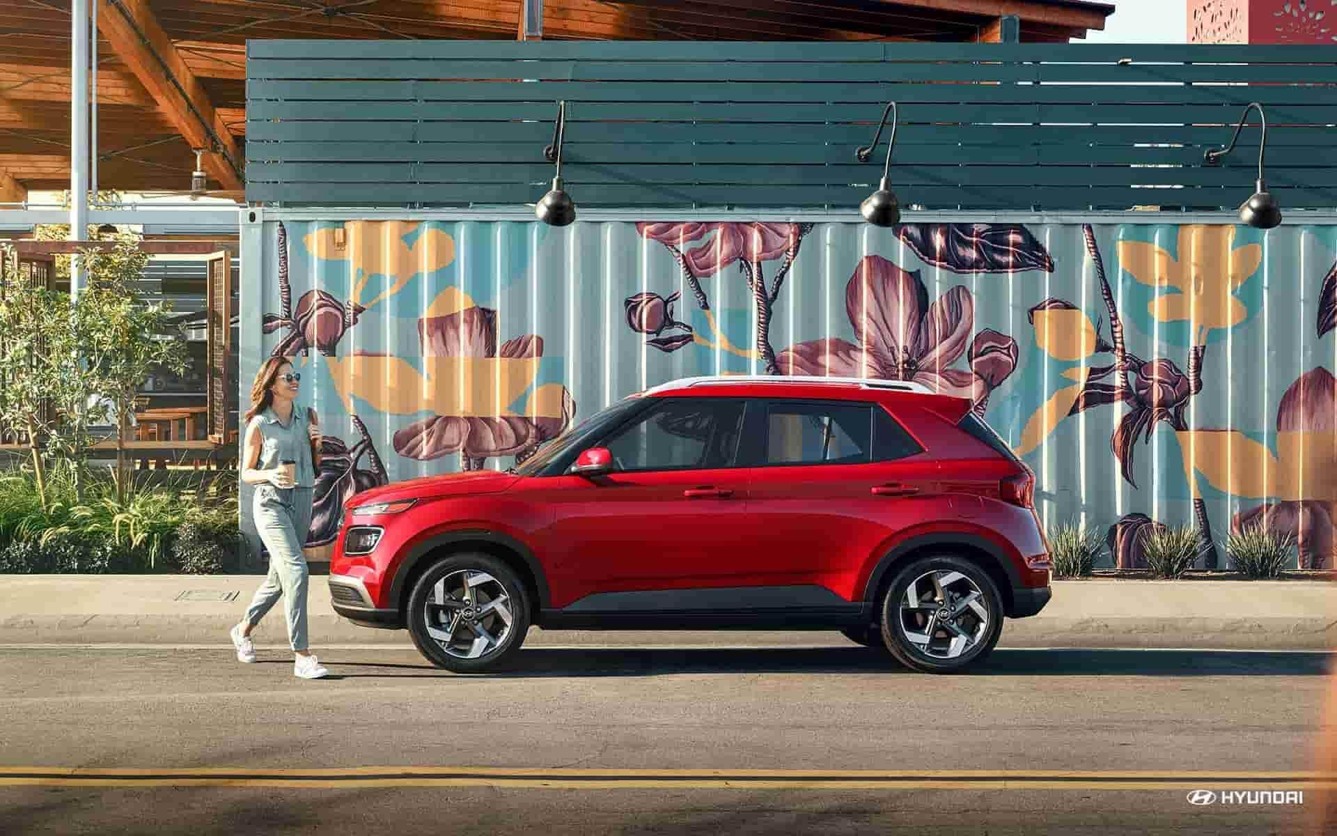 Get to know the 2020 Hyundai Venue near Long Island NY
