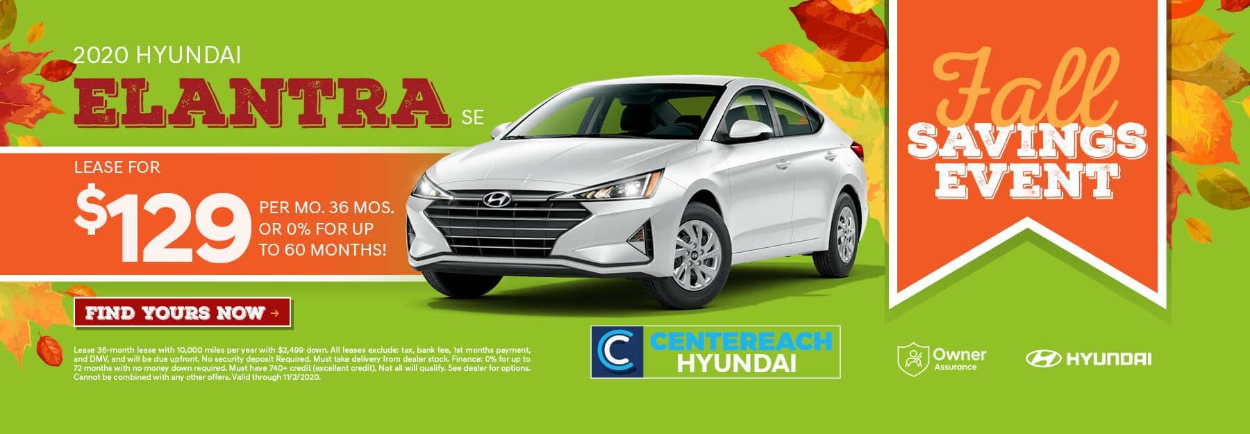 2020.10.08 Centereach Hyundai OCT Offer Banners_S49005mr-as1