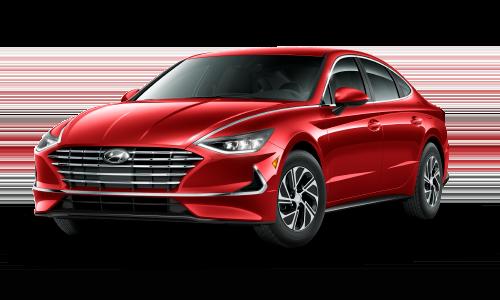 <b>2021 Hyundai Sonata Hybrid Blue</b>