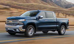 2020 Chevy Silverado 1500 for sale in Georgetown