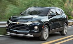 2020 Chevy Blazer for sale in Georgetown