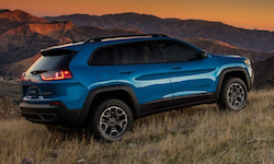 2020 Jeep Cherokee for sale in Georgetown