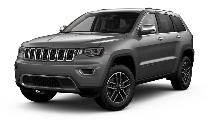 Take Home a New 2021 Grand Cherokee Limited