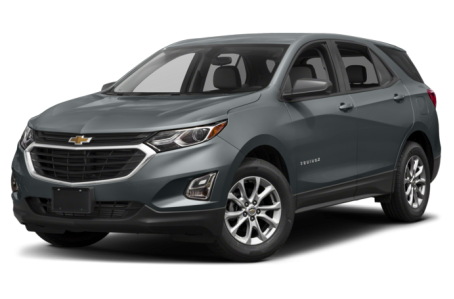 Take Home a New Chevy Equinox LS
