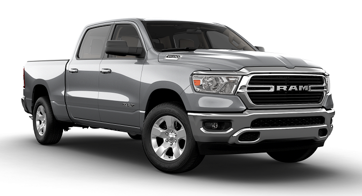 Take Home a New 2021 Ram 1500 Big Horn Crew Cab