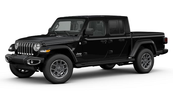 Take Home a 2021 Jeep Gladiator Sport