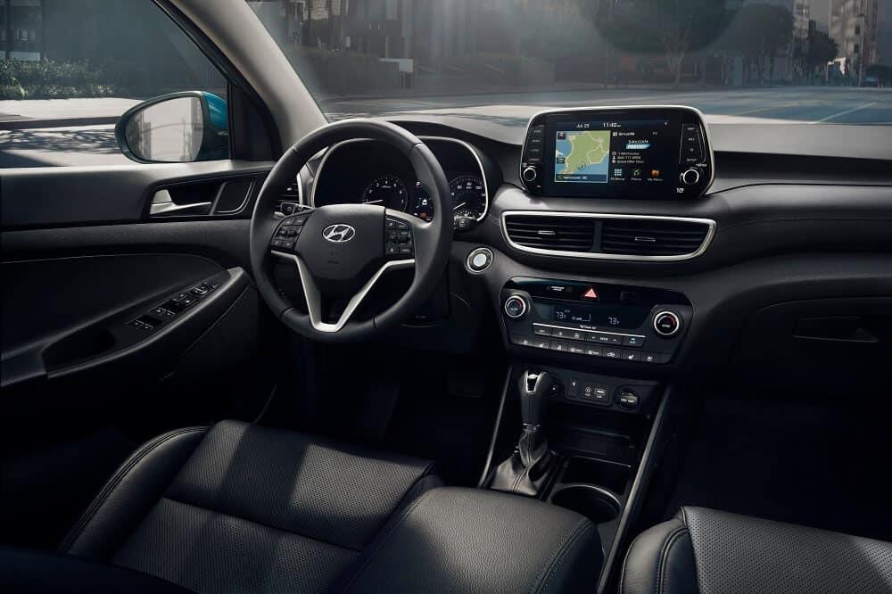 Hyundai Interior Technology