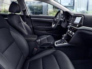 Hyundai Sonata Interior Columbus OH