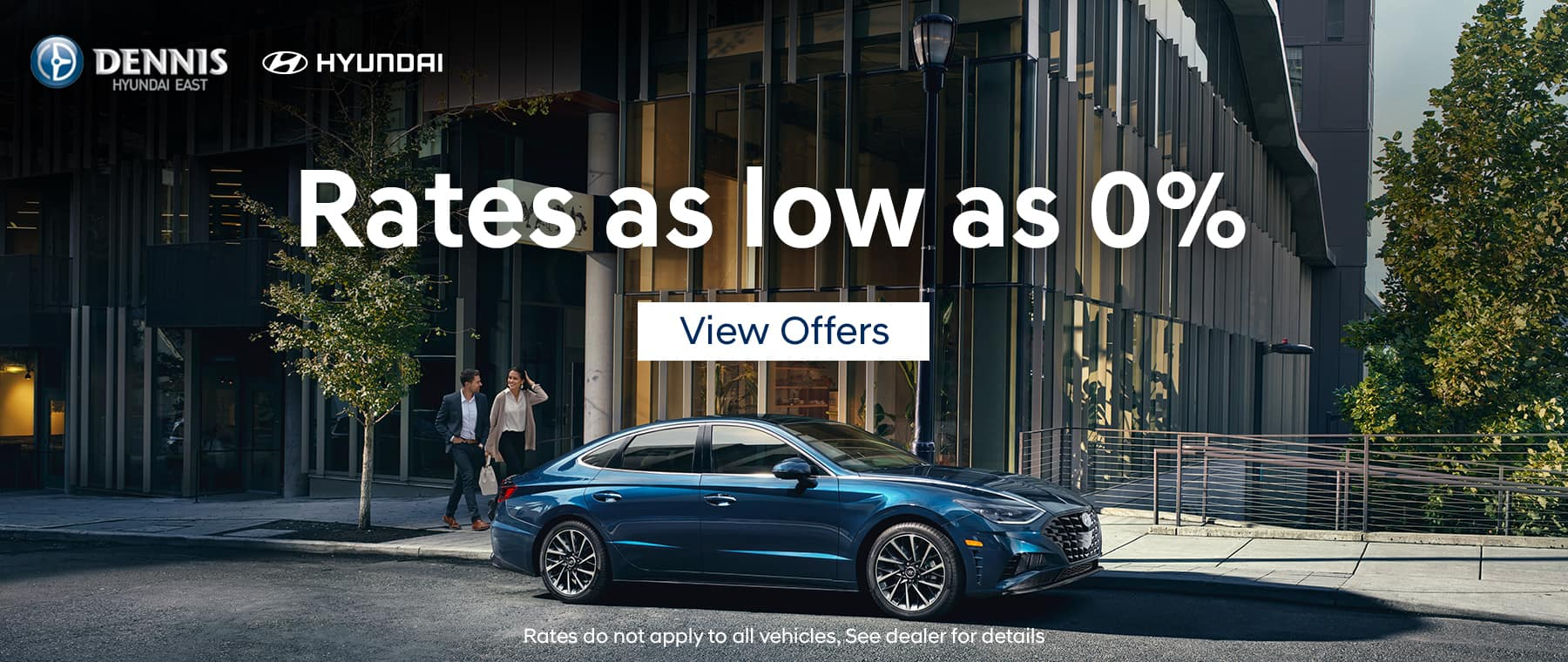 Rates as low as 0% and rebates as high as $1500