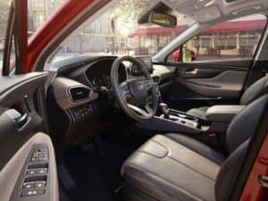 Hyundai Santa Fe vs Subaru Outback Columbus OH