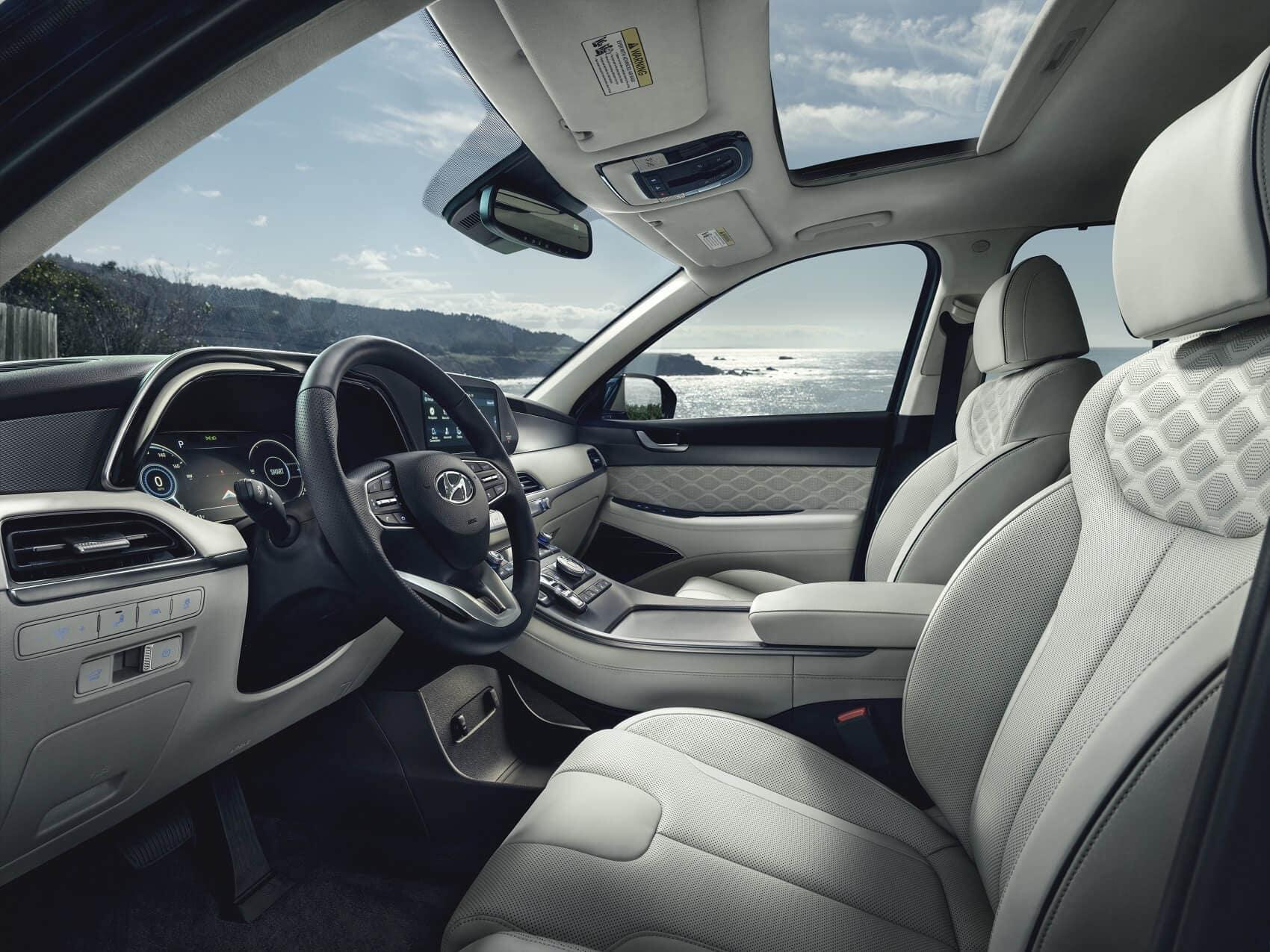 Hyundai Palisade Interior Space