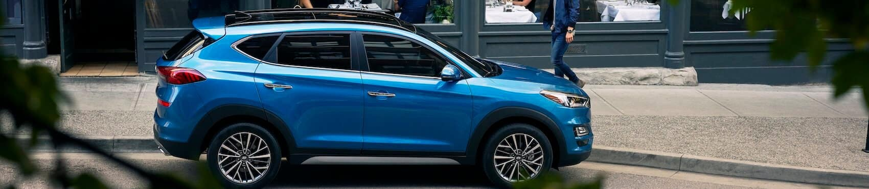 Hyundai Tucson Trim Levels