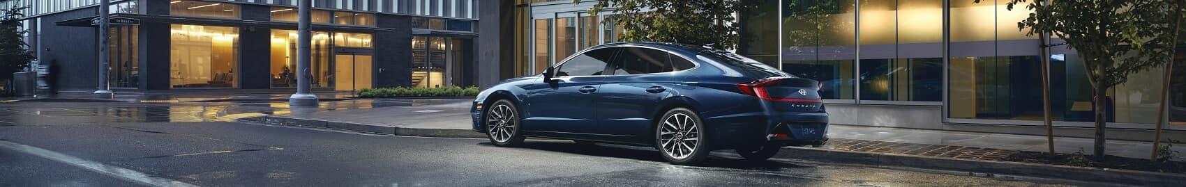 Hyundai Sonata vs Hyundai Elantra: Test Drive Both Today