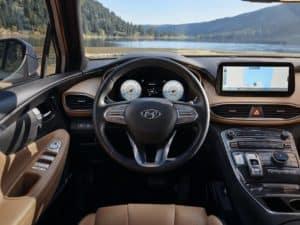 Hyundai Santa Fe vs Ford Edge Dublin OH