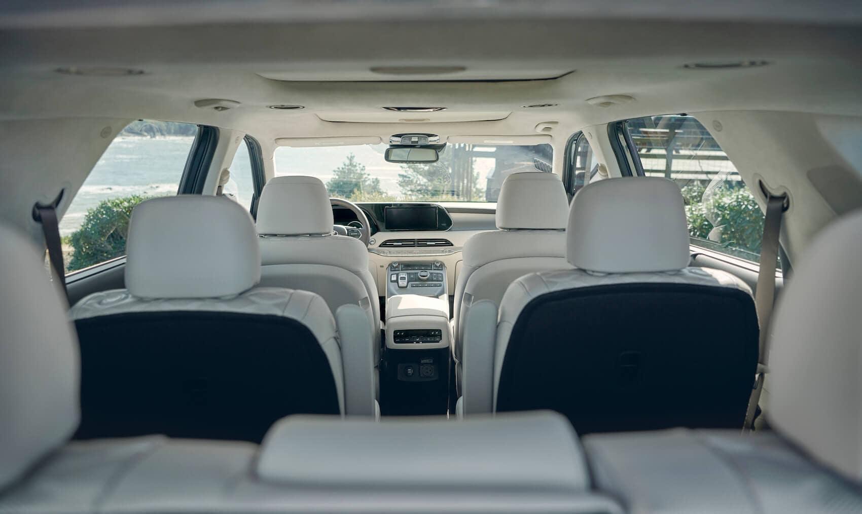 Hyundai Palisade Cabin Comfort