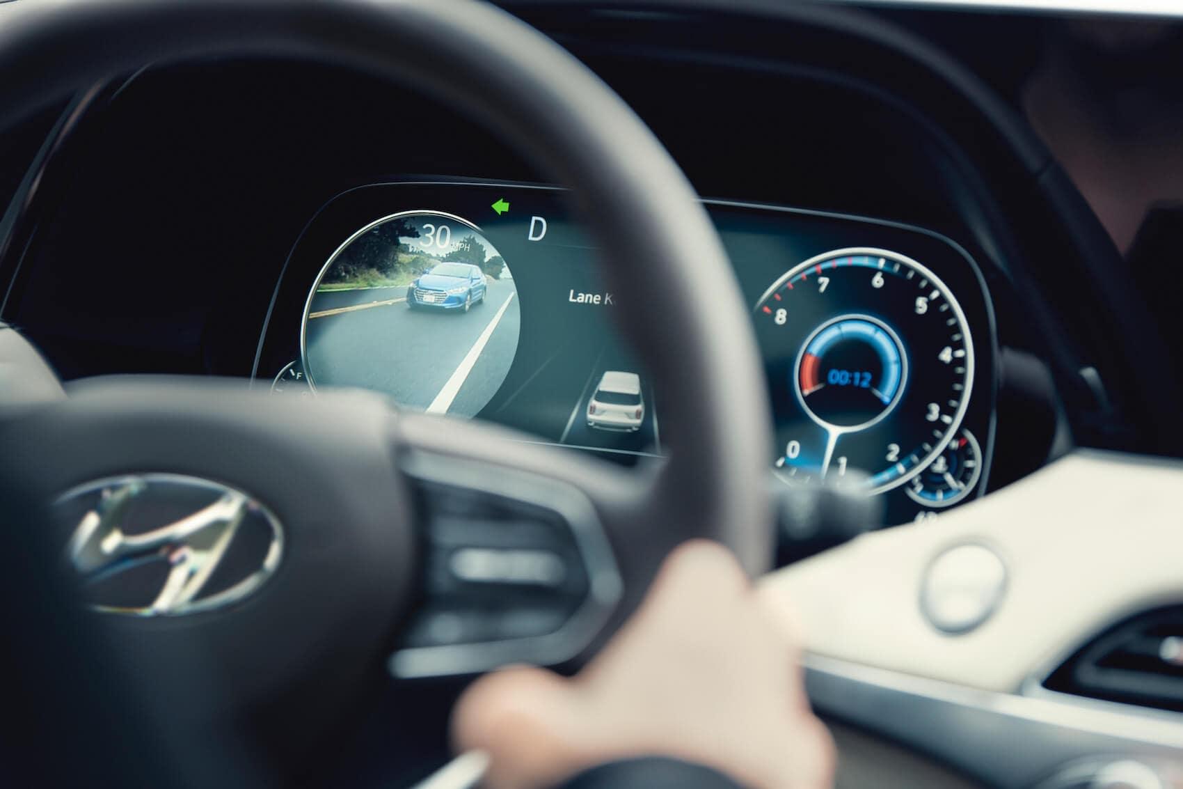 Hyundai Palisade Safety